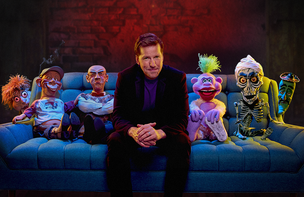 "Comedy Icon Announces The Launch Of His New International Tour: ""JEFF DUNHAM: SERIOUSLY!?"" Coming To The CHI Health Center Omaha"