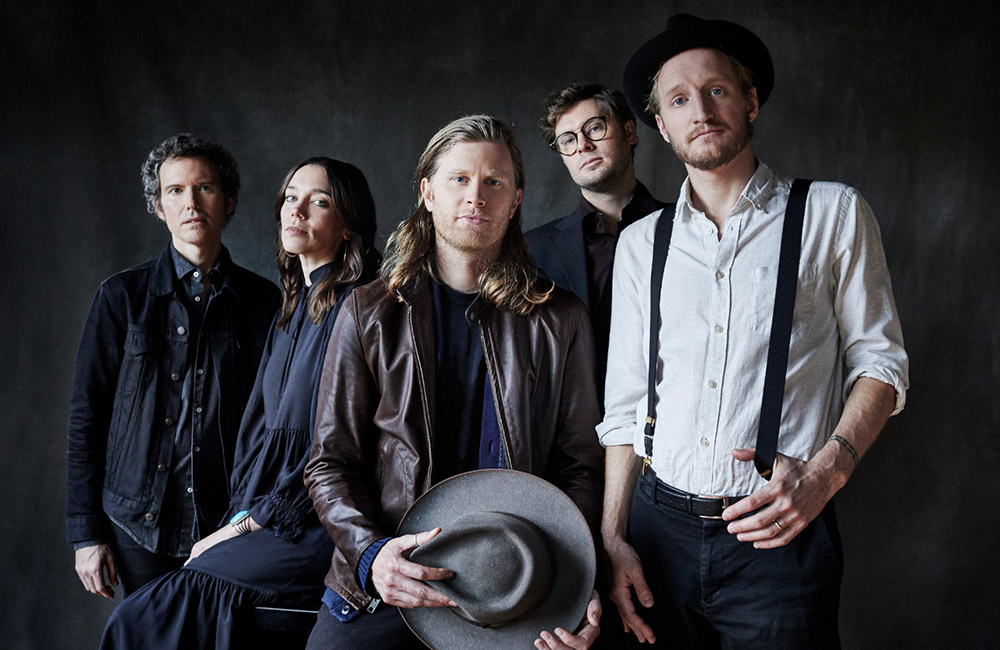 lumineers band picture